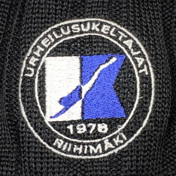 Riihimäen Urheilusukeltajat ry seurapipo Husky GT